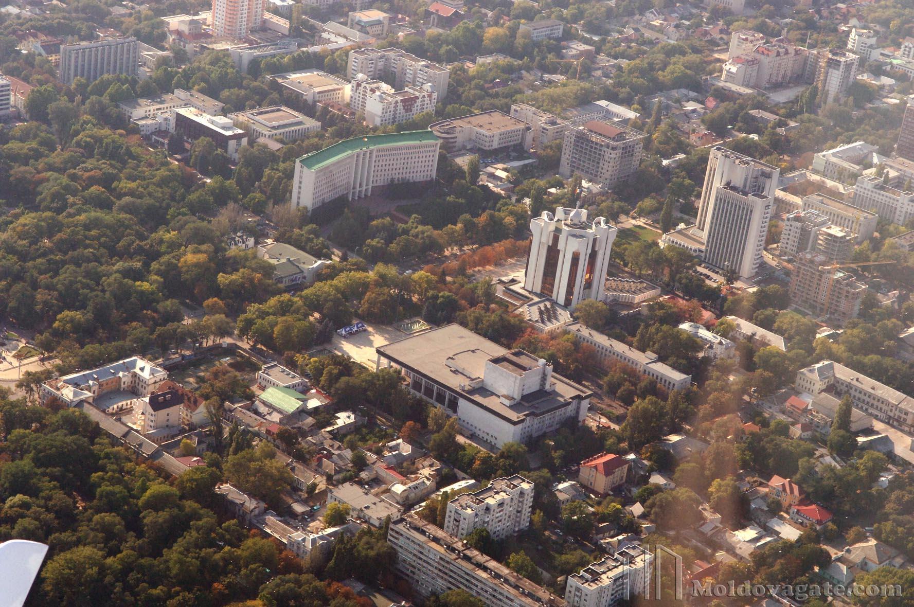 Фото города кишинева