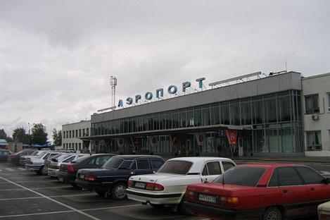 фото нижний новгород аэропорт