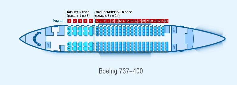 Боинг 737 400 ямал схема салона лучшие места